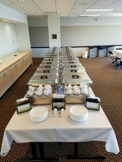 dusals catering setup 3
