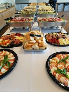 dusals catering appetizer